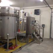Separmatic DE Filtration System 1