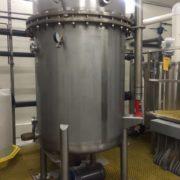 Separmatic DE Filtration System 3